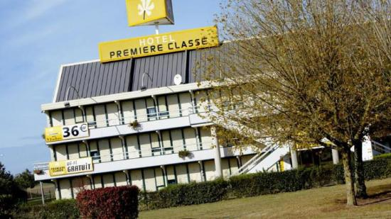 La Creche, France: Exterieur