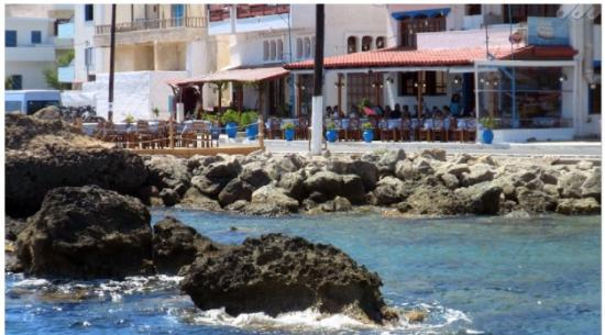 Caravella Restaurant : 2 steps from the Sea