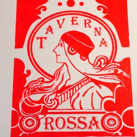 Sant'Agnello, Italia: Taverna Rossa