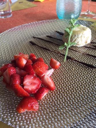 Hosteria Mattta: Dessert
