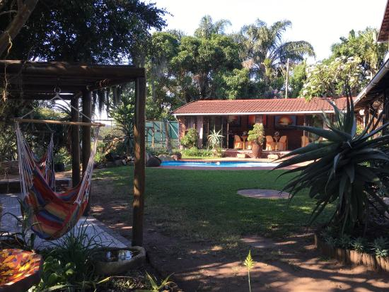 Roosfontein Bed and Breakfast : Hele leuke b&b!!de eigenaren zijn ontzettend aardig en informatief