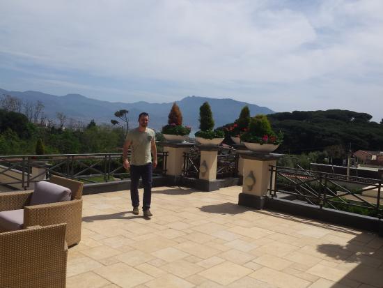 Vesuv - Picture of Palazzo Rosenthal, Trecase - TripAdvisor