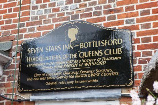 Bottlesford, UK: History