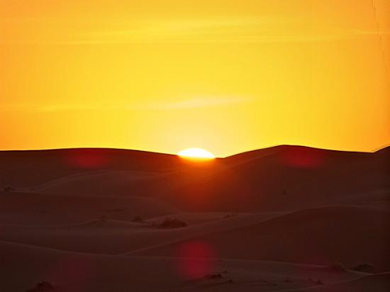 La Noria Travels - Day Tours: 砂漠の朝日