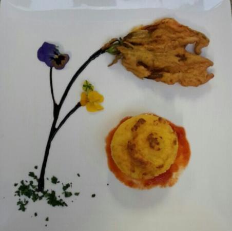 Hotel Terme Santa Agnese: piatto