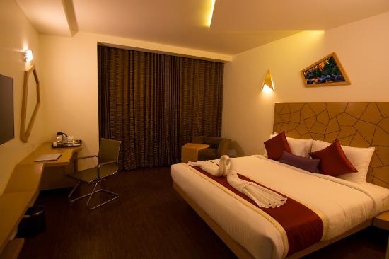 Hotel Rockdale Clarks Inn Suites Visakhapatnam Vizag
