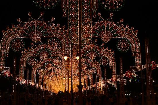 Jerez de la Frontera, España: Feria del Caballo