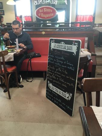 La Queue-en-Brie, Francia: Plats