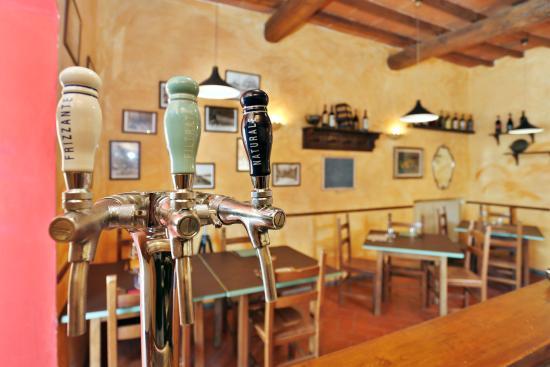 Villamagna, Italia: La sala