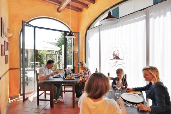Villamagna, Italia: veranda