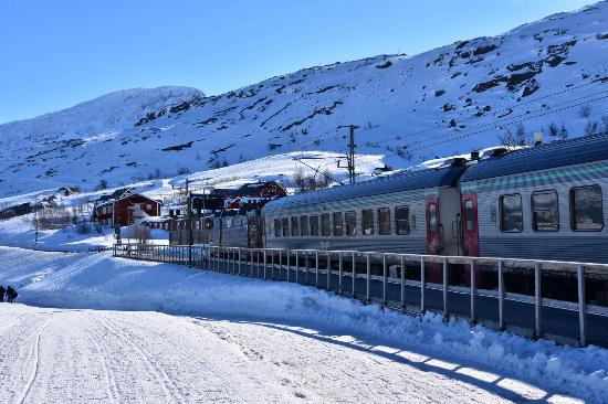 Narvik Train Station