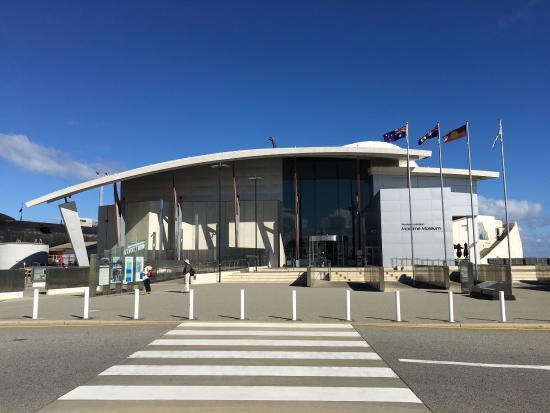 متحف استراليا الغربية البحري
