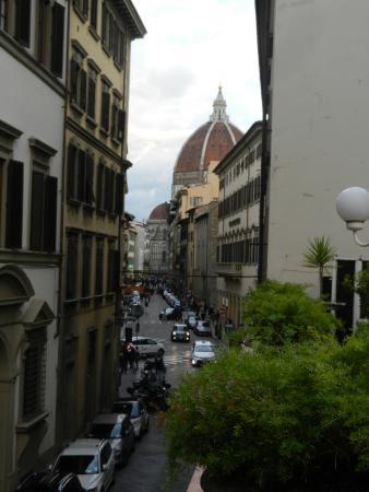 Hotel Balcony: View from the balcony