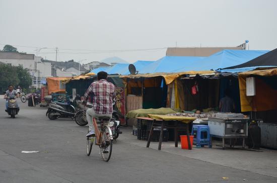 "Zhoushan Putuo Mayi Island: ""restaurants"""