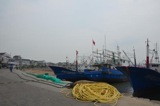 Zhoushan Putuo Mayi Island