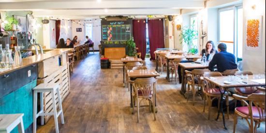 Pop Up Restaurant Paris Booking