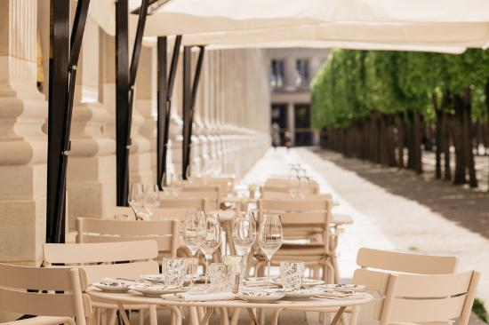Restaurant Palais Royal Terrasse 4 Picture Of Restaurant Du Palais Royal Paris Tripadvisor