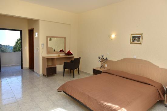 Filerimos, Yunani: Room Photo