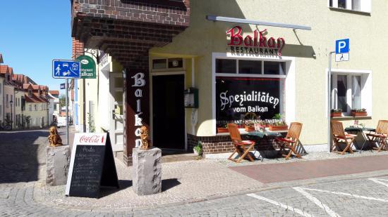 Balkan Restaurant