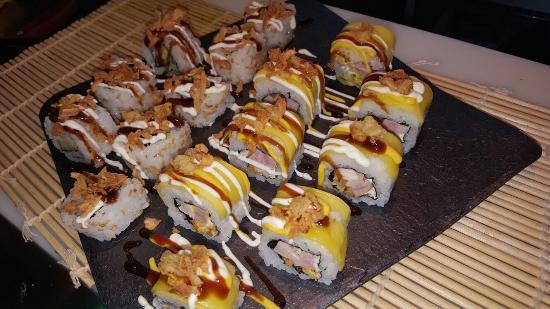 Es raco d'es Sushi