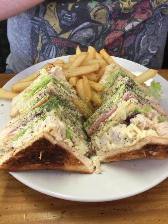 Abbeyfeale, Irlanda: Great sandwiches!