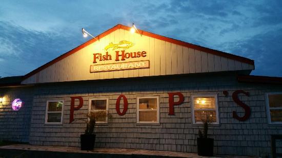 Outer Banks Hotels >> Pop's Raw Bar & Restaurant, Buxton - Restaurant Reviews ...
