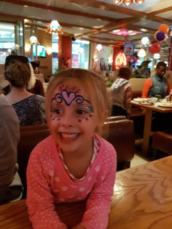 7 Eagles Spur Steak Ranch: Fun for the kids