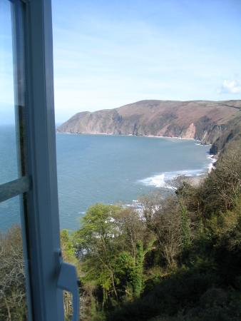 Chough's Nest Hotel: View from my bedroom