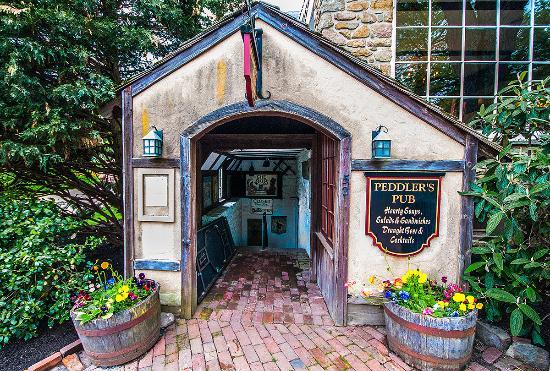 Foto de Golden Plough Inn at Peddler's Village