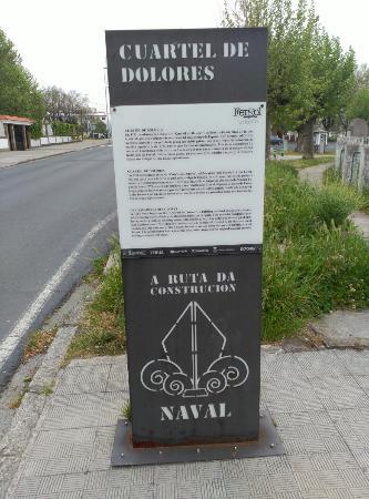 Cuartel de Dolores