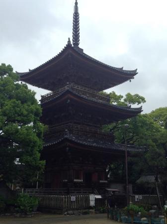 Jimokuji Temple Kannon