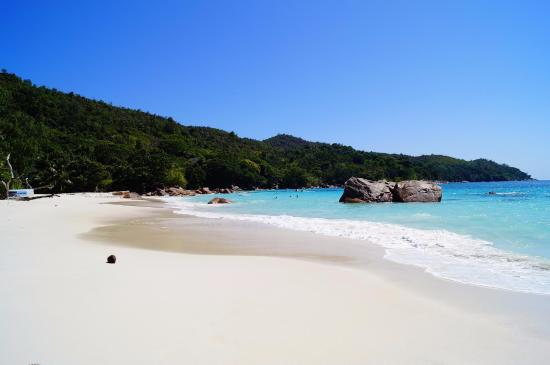 Pulau Praslin, Seychelles: Анс Лацио