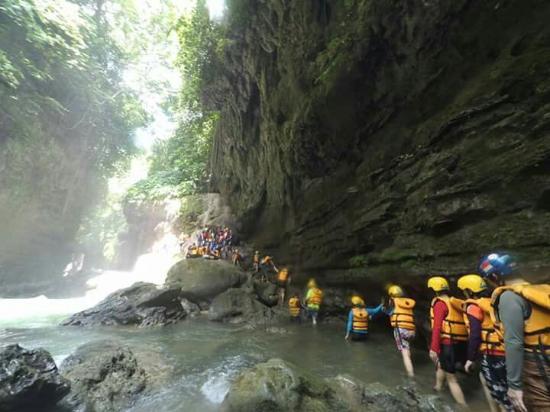 Green Canyon: Pengalaman yang seru