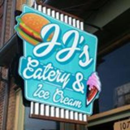 Jonesborough, เทนเนสซี: J.J's Eatery & Ice Cream