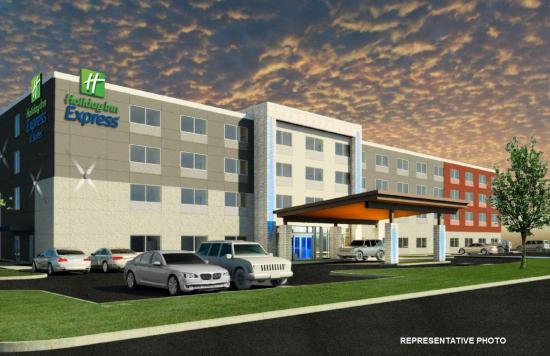 Welcome to Holiday Inn Express Troy, IL opening Summer 2016