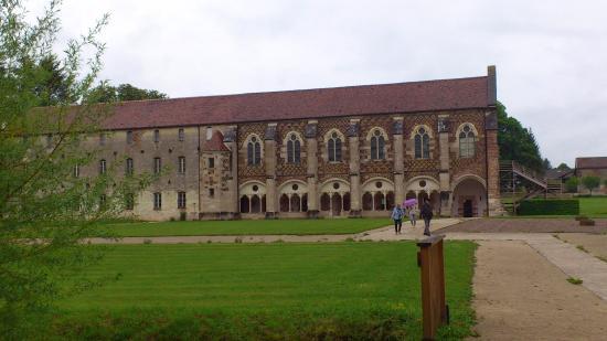 Saint-Nicolas-les-Citeaux, ฝรั่งเศส: anciens batiments de l'abbaye