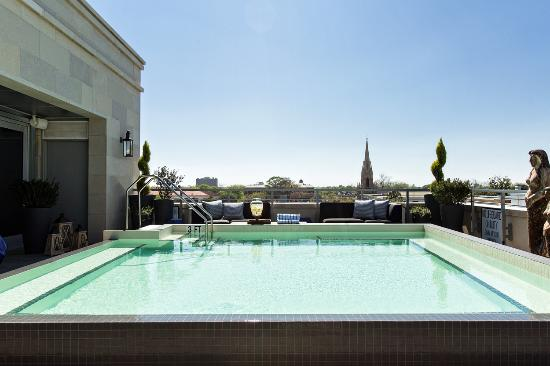 The Restoration : Rooftop Indigo Pool