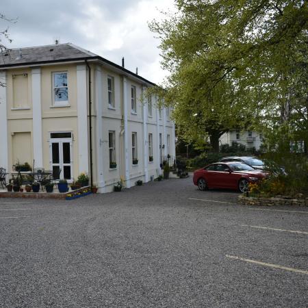 Hilden Lodge: New large car park