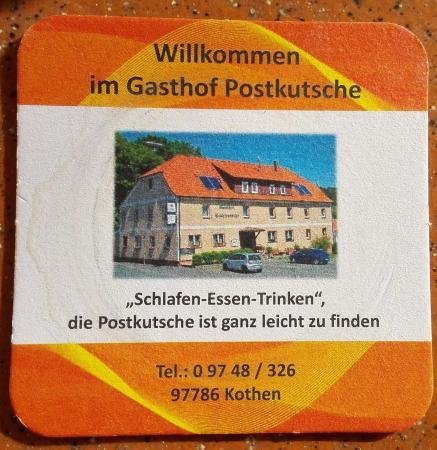 Foto de Gasthof Postkutsche