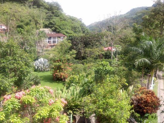 Rionegro, Colombie : Vista desde el restaurante