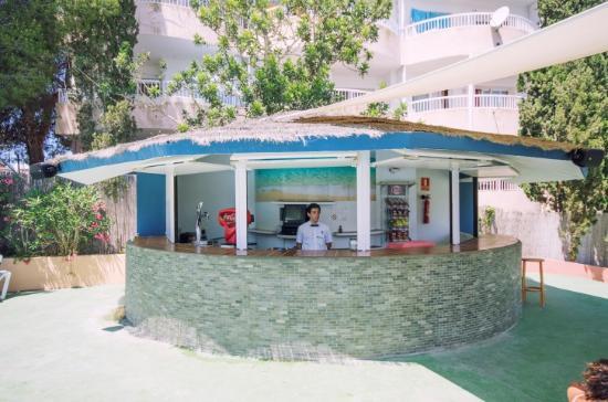 Azuline Hoteles Mar Amantis I Amp Ii Ibiza Spain Hotel