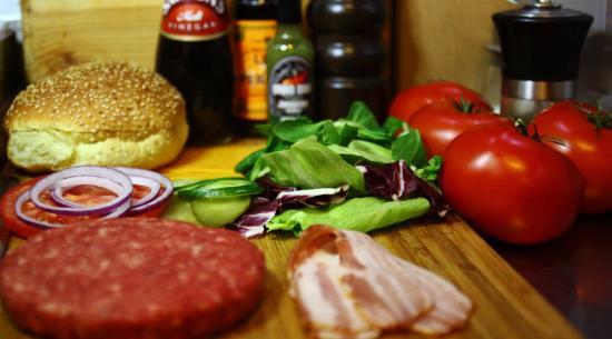 L'Atelier Sale Bar a Burger & Cuisine Bistrot