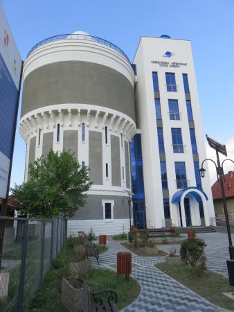 Bacau, Roumanie : Observatorul Astronomic Victor Anestin