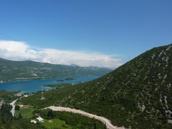 Ston, Croacia: The view from the top