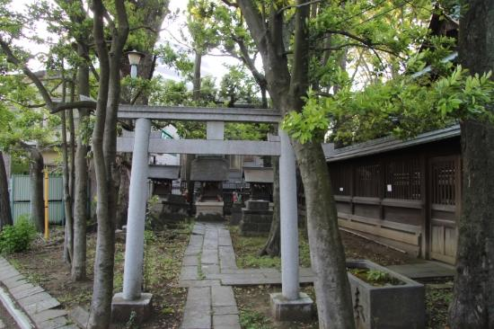 Kashoku Inari Shrine