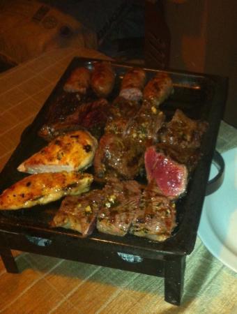 El Colibrí Steak House Guiones
