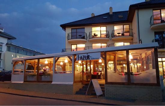 Sarbinowo, โปแลนด์: Restauracja - Ogród zimowy