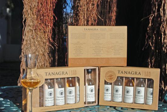 McGregor, Güney Afrika: Grappa Taster Box