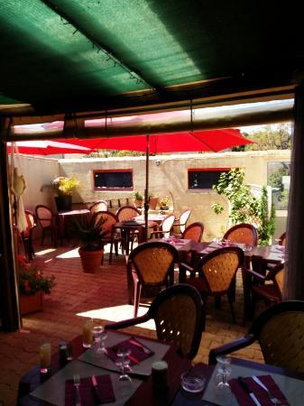 Saint Aunes, Fransa: Restaurant Chez Romain
