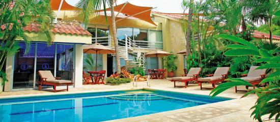 Santorini Hotel Boutique Santa Marta
